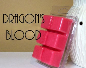 ON SALE - Dragon's Blood Scented Wax Melt