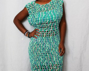The Mellow Crochet Dress Pattern.