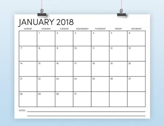 Ungewöhnlich Große Monatliche Kalendervorlage Galerie - Beispiel ...