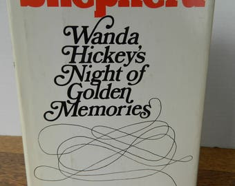 Wanda Hickey's Night of Golden Memories and Other Disasters, Jean Shepherd, 1971, Doubleday, 1st edition, Very Good Used Vintage Condition