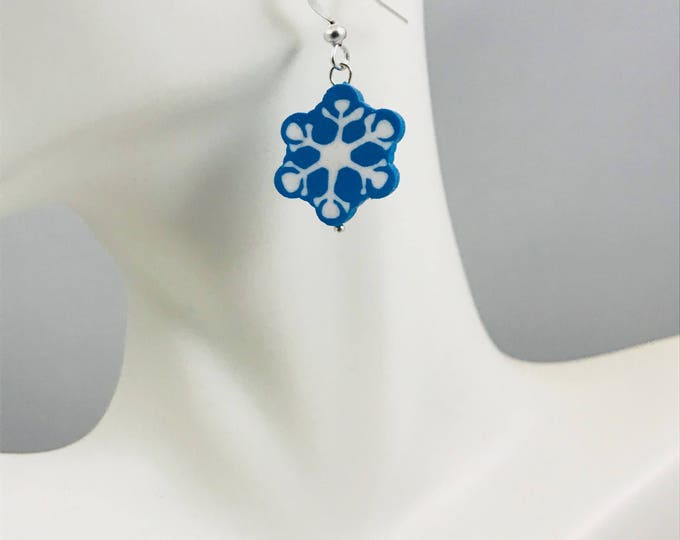 Eraser Holiday Earrings