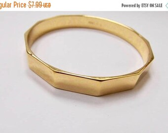 ON SALE MONET Vintage Bangle Bracelet Item K # 1267