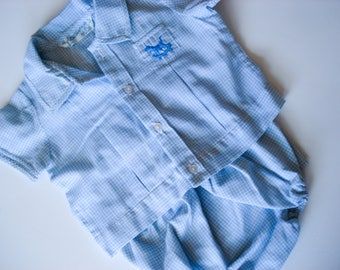 Gorgeous little outfit for a newborn