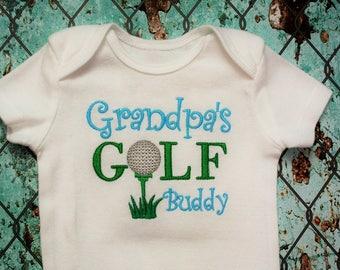 Grandpa's Golf Buddy