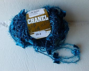 Yarn Sale  -  Cobalt Blue  10-3 Channel by Feza