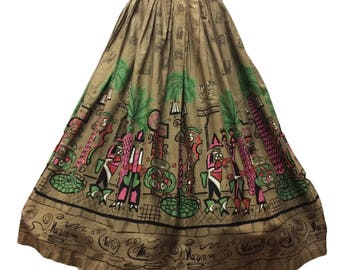 1950's Stand up Skirt