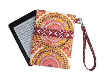 Kindle cover.Kindle case. Kindle sleeve . Kindle Touch, Paperwhite, Voyage