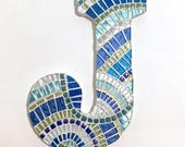 Mosaic Letter, Mosaic Wall Art, Personalized Letters, Mosaic Monogram, Gallery Wall Decor, New Home Gift, Birthday Gift, Mothers Day Gift