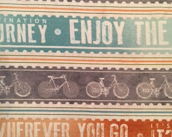 Banner  (Color E) from Enjoy the Ride by J Wecker-Frisch for Quilting Treasures