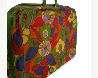 Childs Suitcase Etsy