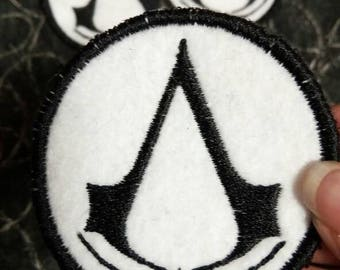 Assassin Creed sew on patch