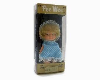 Pee Wee Doll | Uneeda - Nite Time 1965