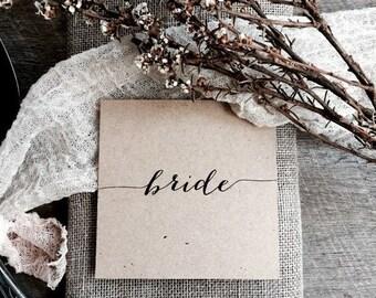 PAULINE | Wedding Place Cards