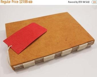 20% OFF Handmade Journal / Notebook / Diary/ Scrapbook Lokta Paper Eco Friendly