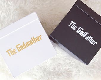 The Godmother // The Godfather Gift Box