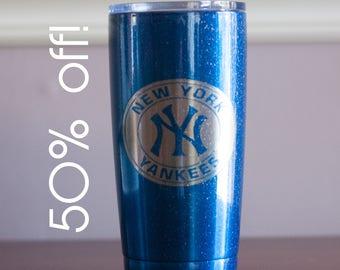 Sample Sale!  Yankees Coffee Mug