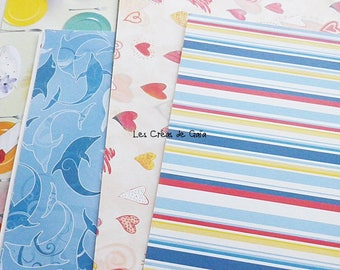 1 x paper large assorted