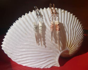 Dogfish Spine Earrings