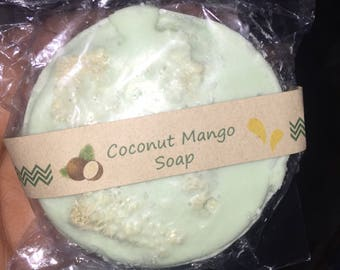 Coconut Mango Soap