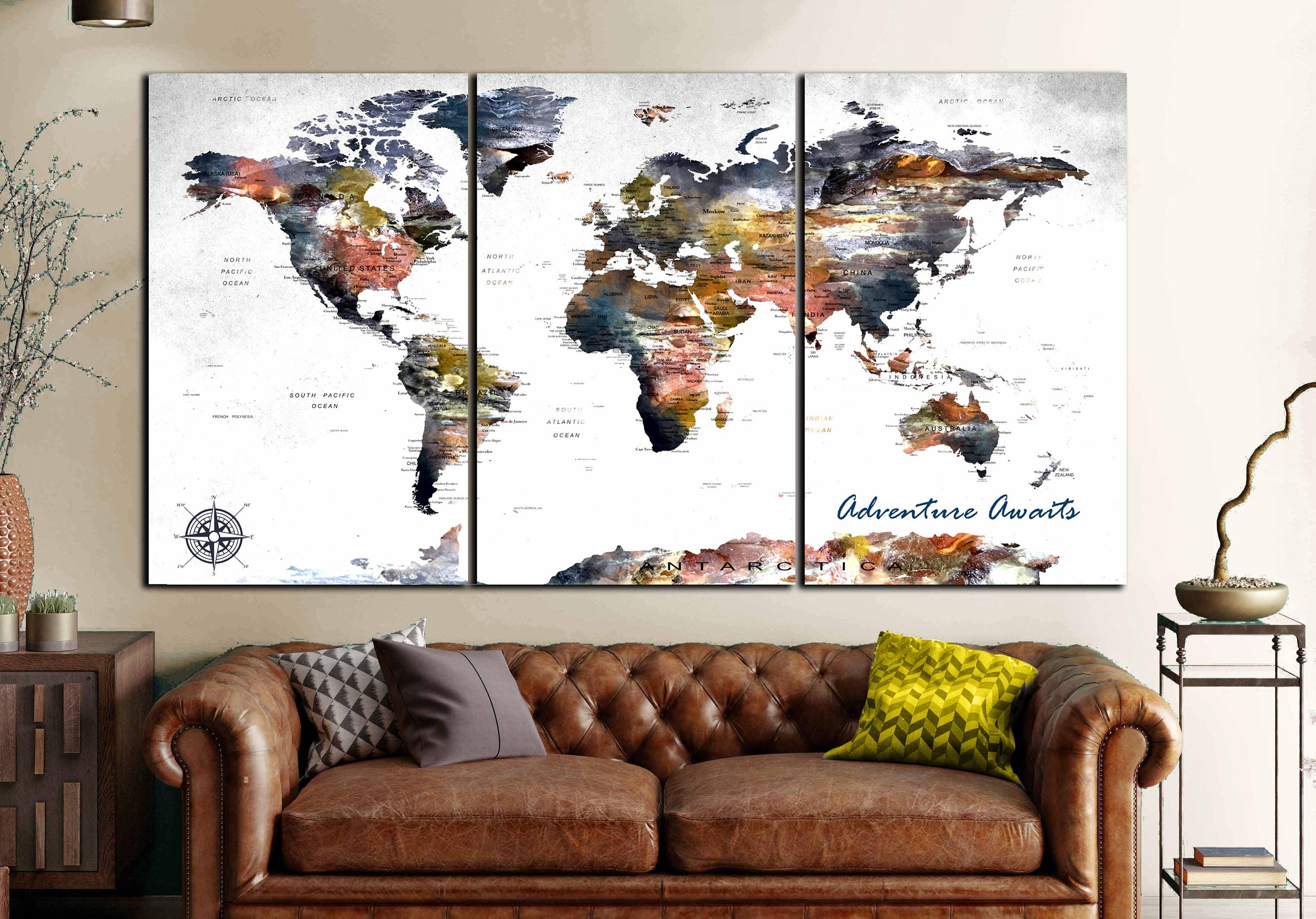 World map canvaslarge world mapworld map wall artlarge map panels world map canvaslarge world mapworld map wall artlarge map panelstravel mappush pin mapworld map artabstract world map artcustom map gumiabroncs Choice Image