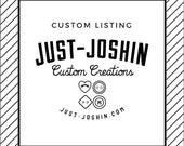 Custom Cross-Body Bags Order