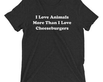 Plant Based diet T-shirt Vegan t-shirt Ethical Vegan shirt Short sleeve t-shirt
