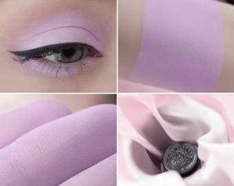 Eyeshadow: Child - Light Castle. Light pink matte eyeshadow by SIGIL inspired.