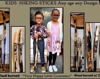 family fun,kids walking stick,Trails,hiking stick,hikers gift,kids hiking sticks,Family Hiking,family camping,family hiking sticks,