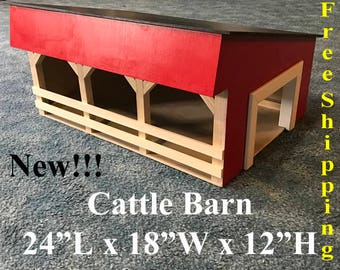 Cattle Barn / Shed