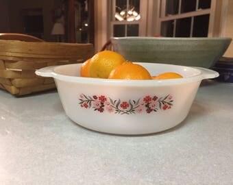 Pretty Pyrex Bowl
