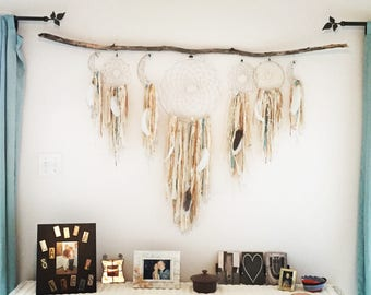 Driftwood and Dream Catchers