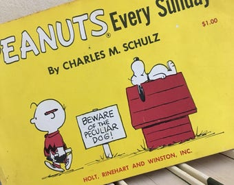 Peanuts Every Sunday, Very Funny Charlie Brown, Good Grief, peanuts gang, Charlie Brown, Snoopy, Charles Schulz, comics