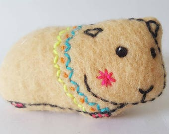 Lucy Baby Guinea Pig Plush