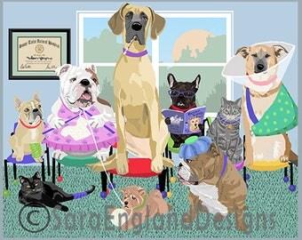 Waiting Room - 14 Bulldog