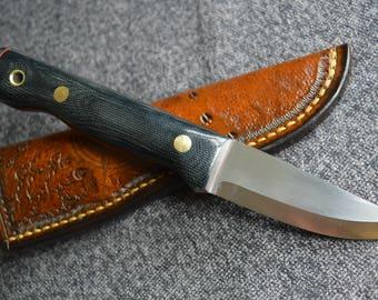 Skookum style Bushcraft knife