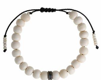 SUMMER SALE Raw Diamond Tribe Bracelet