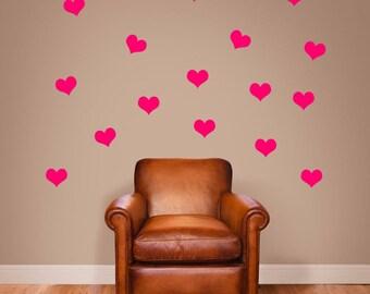 Love Heart Hearts Waterproof A32