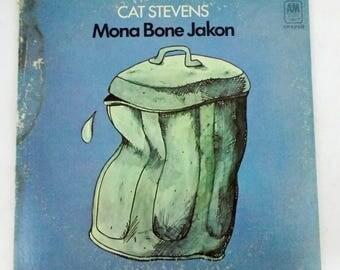Cat Stevens Mona Bone Jakon Vinyl LP Record Album SP4260