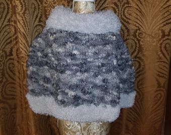 Fur Trimmed Wool Capes