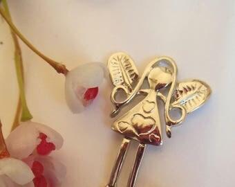 cute little winged fairy pendant