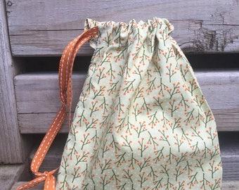 Small fabric bag