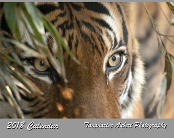 2018 Wild Animal Calendar