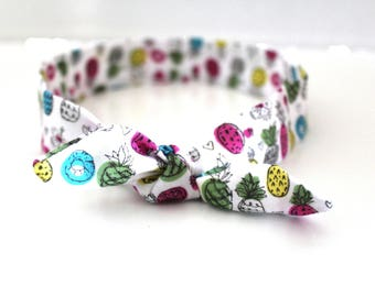 Headband with bow for baby