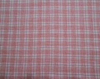 Take A Bough Plaid Christmas Fabric by Sandy Gervais for Moda