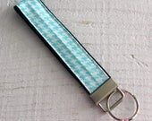 Key Fob Wristlet with Aqu...
