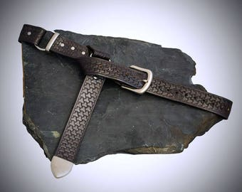 Medieval Leather Belt, Leather Belt, leather belt Viking, medieval wedding belt, leather belt Larp