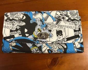 NaNaNaNa NaNaNaNa Batman Clutch Wallet