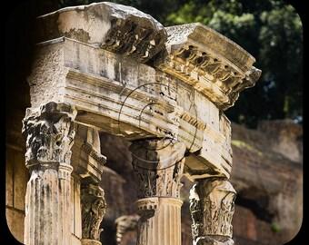 Roman Column - Mouse Pad