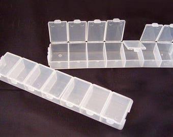 storage box 7 compartments