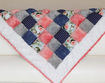 Adalyn Design Puff Quilt